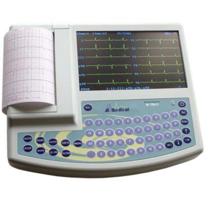 "Aparat EKG MTrace Ex 12 kanałowy 7"" touch screen"