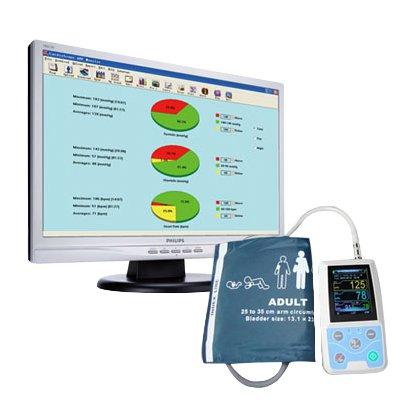 Holter ciśnienia RR ABPM50 + pulsoksymetr GRATIS