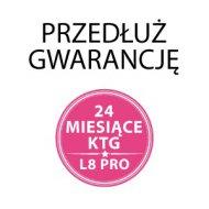 Dodatkowe 24 miesięcy gwarancji do KTG L8/L8A