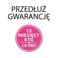Dodatkowe 24 miesięcy gwarancji do KTG L8 PRO