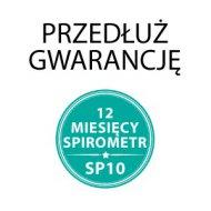 Dodatkowe 12 miesięcy gwarancji do Spirometru SP10