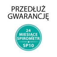 Dodatkowe 24 miesiące gwarancji do Spirometru SP10