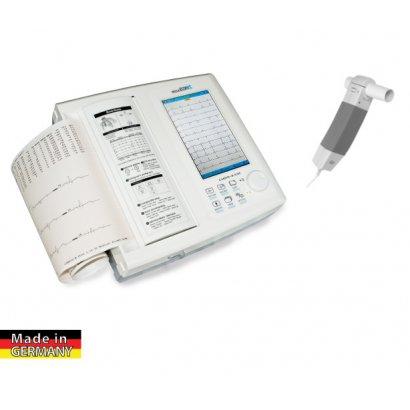 Spirometr SPM-300 z EKG 12 kanałowym Cardio M Plus