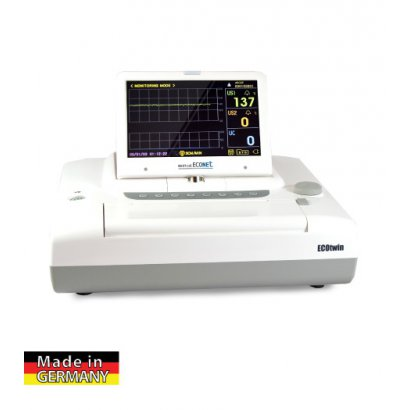 Kardiotokograf EcoTwin LED