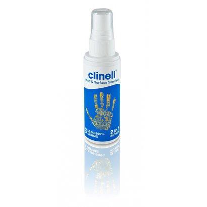 Uniwersalny spray dezynfekcyjny do rąk i sprzętu 60ml