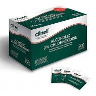 Clinell gaziki do czyszczenia sprzętu