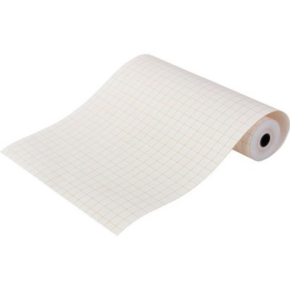 Papier do aparatu EKG 112mm x 25m Aspel A4/B56/Blue/Silver