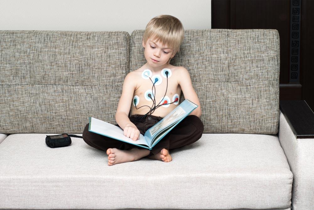 Holter EKG u Dziecka - Cito sprzęt medyczny