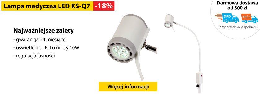Lampa medyczna LED Q7
